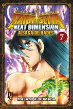 capa de CDZ - Next Dimension: A Saga de Hades #07