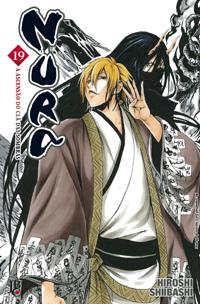 capa de Nura - A Ascensão do Clã das Sombras #19