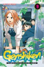capa de Genshiken #09