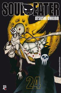 capa de Soul Eater #24