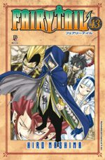 capa de Fairy Tail #43