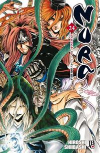 capa de Nura - A Ascensão do Clã das Sombras #24