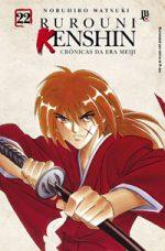 capa de Rurouni Kenshin #22