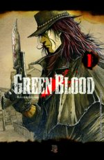 capa de Green Blood