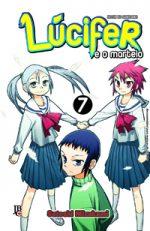 capa de Lúcifer e o Martelo #07