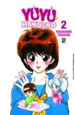 capa de Yu Yu Hakusho ESP. #02