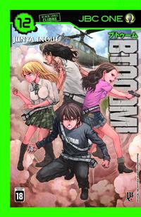 capa de BTOOOM! #12