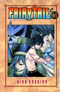 capa de Fairy Tail #46
