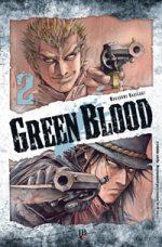 capa de Green Blood #02