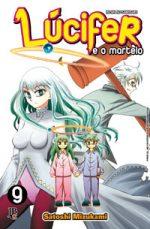 capa de Lúcifer e o Martelo #09
