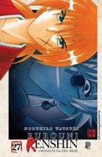 capa de Rurouni Kenshin #27