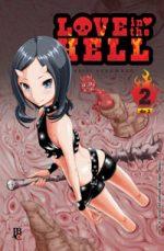 capa de Love in the Hell #02