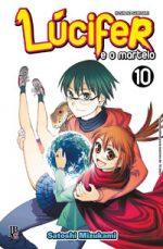 capa de Lúcifer e o Martelo #10