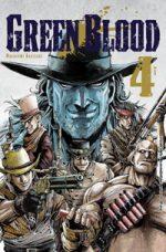 capa de Green Blood #04