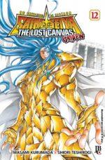capa de Os Cavaleiros do Zodíaco: The Lost Canvas Gaiden #12