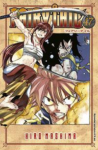 capa de Fairy Tail #47