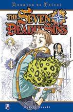 capa de The Seven Deadly Sins #04