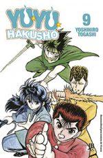 capa de Yu Yu Hakusho ESP. #09