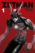 capa de Zetman #01