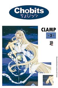 capa de Chobits ESP. #03