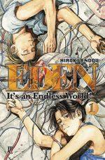 capa de Eden: it's an Endless World
