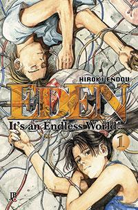 capa de Eden: It's an Endless World #01