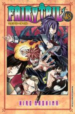 capa de Fairy Tail #48
