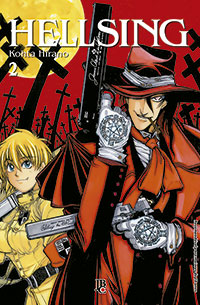 capa de Hellsing ESP. #02