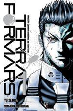 capa de Terra Formars #01