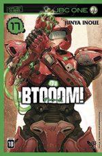 capa de BTOOOM! #17