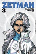 capa de Zetman #03