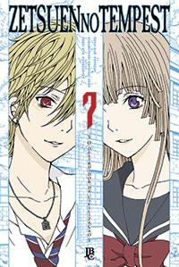 capa de Zetsuen no Tempest #07