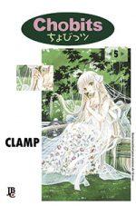 capa de Chobits ESP. #05