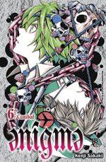 capa de Enigma #06