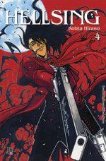 capa de Hellsing ESP. #04