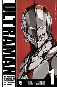capa de Ultraman #01