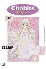 capa de Chobits ESP. #06