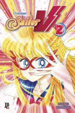 capa de Codename: Sailor V #02