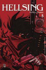 capa de Hellsing ESP. #05