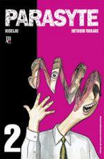 capa de Parasyte #02