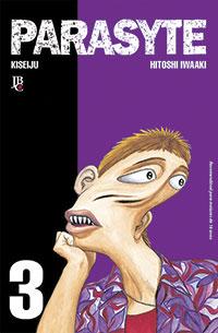 capa de Parasyte #03
