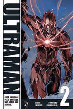 capa de Ultraman #02
