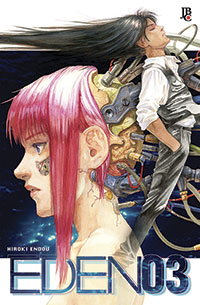 capa de Eden: It's an Endless World #03
