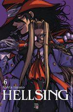 capa de Hellsing ESP. #06