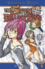 capa de The Seven Deadly Sins #09