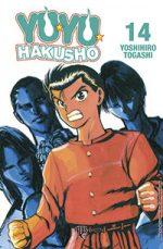 capa de Yu Yu Hakusho ESP. #14