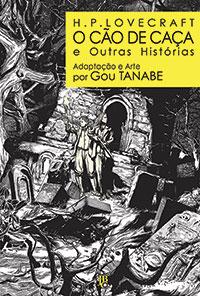 capa de H.P. Lovecraft - O Cão de Caça e outras histórias