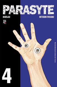 capa de Parasyte #04