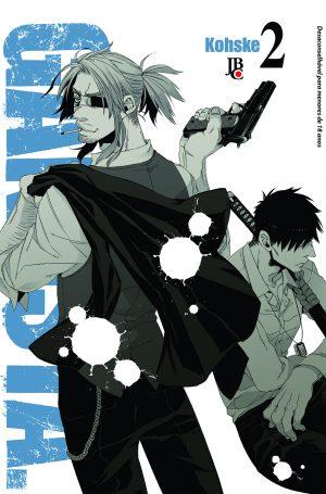 capa de Gangsta #02