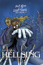 capa de Hellsing ESP. #08